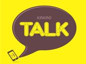 kakaotalk | 超级火爆的多人聊天分享工具