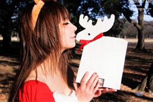 静电场朔的惬意午后 圣诞什么的还是应该可爱点的