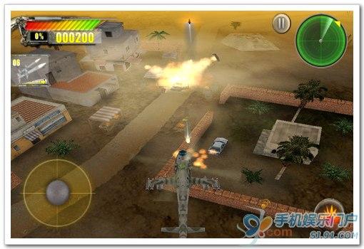 3d]现代直升战机游戏