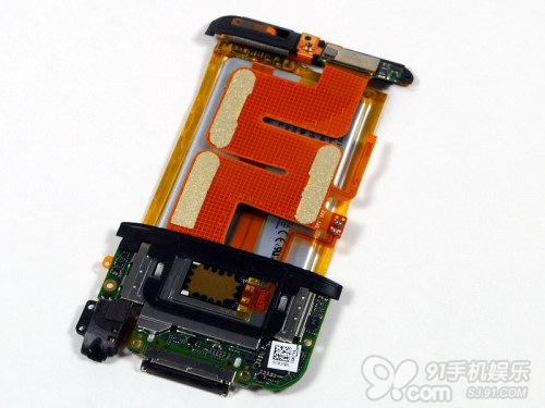 苹果ipod touch 2代拆解照
