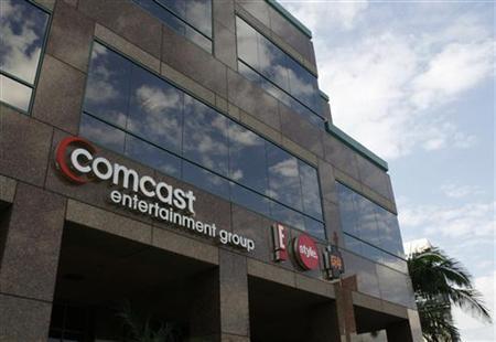 Comcast康卡斯特