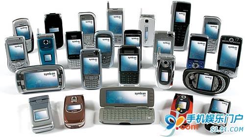 诺基亚称Symbian手机上季度销售历史最佳
