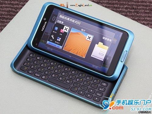 诺基亚E7中文版下周发布