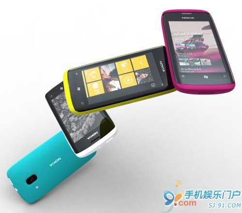 诺基亚:2012年Windows Phone销量很大