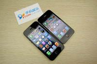 新世代与老经典的交锋 iPhone 5 iPhone 4S外观对比