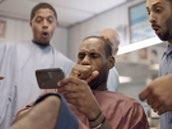 NBA球星詹姆斯Galaxy Note 2广告出炉